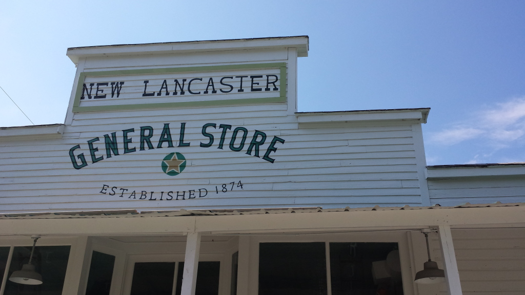 New Lancaster General Store & Winery, found on the Kansas Winery Trail. Photo Credit: Kristin Graue